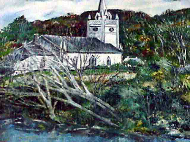 William Collier S/N Print, WildWood Church
