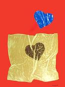 Antonio Recalcati S/N Lithograph, Love