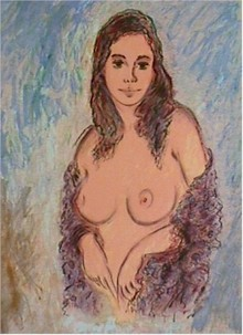 Wayne Ensrud S/N Lithograph, Nude