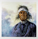 Jorge Tarallo, Native American Lithograph