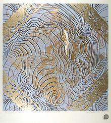 Cindy Wolsfeld S/N Lithograph, Nude