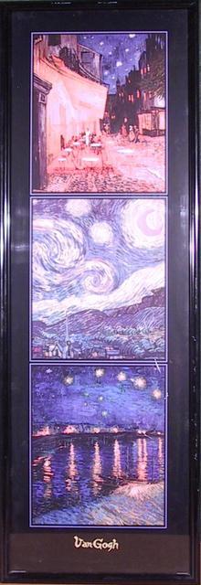 Vincent Van Gogh Framed Poster