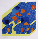Joe Tilson S/N Serigraph, Geometry