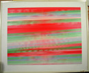 Stephen Auger Acrylic Painting, Abstract