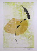 Bimal Banerjee S/N Etching, Abstract