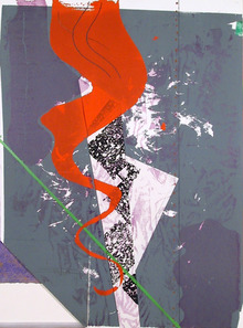 Bimal Banerjee S/N Etching, Abstract , Les