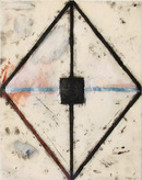 John Millei Original Mixed media on synthetic