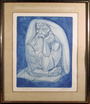 Irving Amen S/N Etching, Jeremiah #2