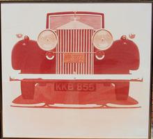 Robert D.H. Bidner, Chromograph Rolls Royce