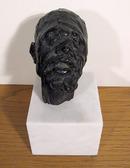 Stanley Bleifeld Malcolm X, Bronze Sculpture
