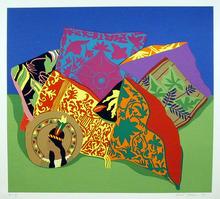 Hunt Slonem S/N Serigraph, 1980