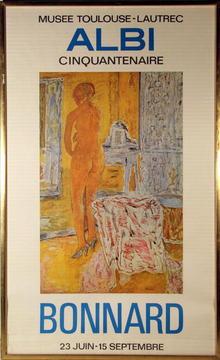 Pierre Bonnard Vintage Poster Toulouse-Lautrec