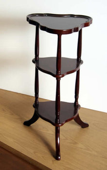 Three-Tier Wig Stand