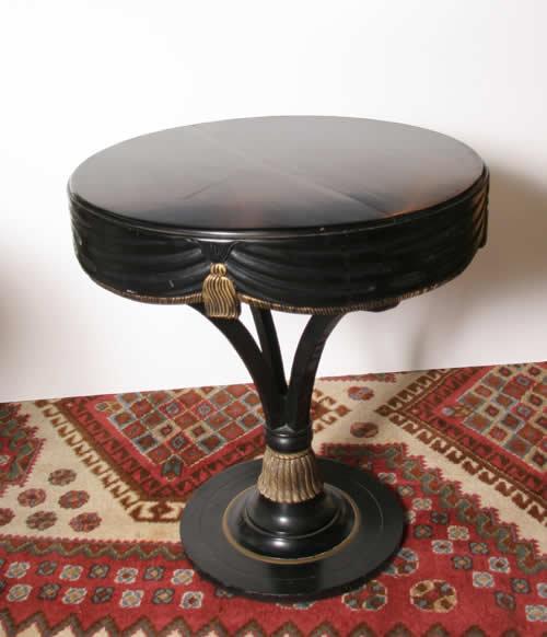 Black Sash Table