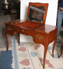 Fruitwood Poudre/Vanity French Provincial Style