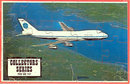 Jigsaw Puzzle Postcard, Pan Am 747