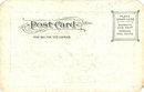 1906 Postcard, To My Valentine