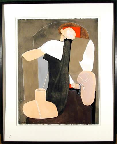 Eduardo Arranz-Bravo, Spanish Painting