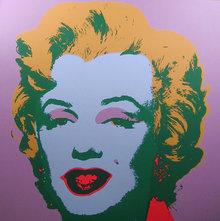 Andy Warhol, Marilyn Monroe, Serigraph