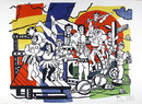 Fernand Leger, The Parade, Lithograph