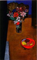 Walter Bachinski, Chinese Vase, Aquatint