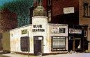 John Baeder, Blue Beacon Diner, Serigraph