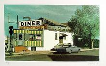 John Baeder, Royal Diner, Serigraph