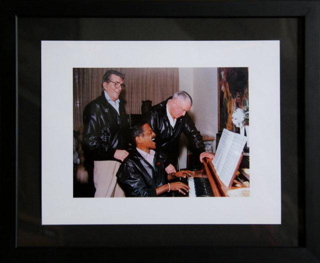 Frank Sinatra, Dean Martin, Sammy Davis