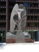 Pablo Picasso, The Lady, Maquette Sculpture