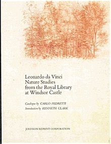Leonarda da Vinci Nature Studies from the Royal Library at Windsor Castle