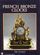 FRENCH BRONZE CLOCKS BY ELKE NIEHUSER