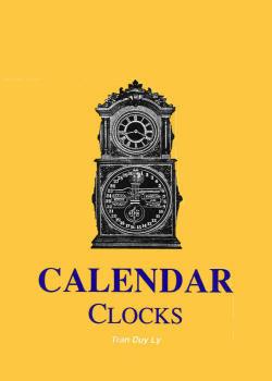 Calendar Clocks by Tran Duy Ly