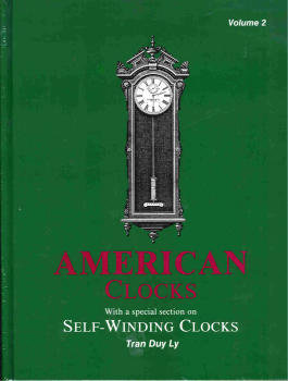 American Clocks Volume 2  by Tran Duy Ly