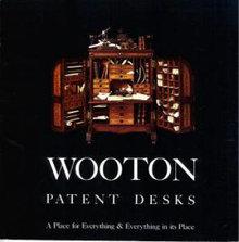 WOOTON PATENT DESK