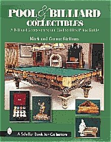 Pool & Billiard Collectibles:   Accessories & Price Guide - New 2003