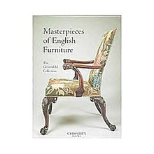 Masterpieces of English furniture - The Gertenfeld Collection