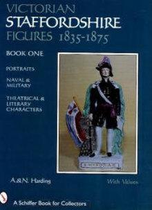 Victorian Staffordshire - Figures, 1835-1875 - BOOK 1 -