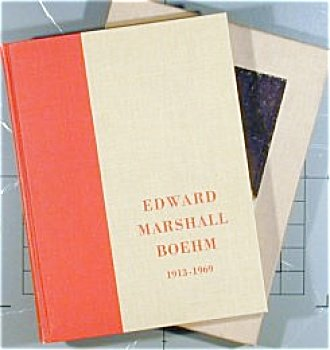 Edward Marshall Boehm 1913-1969