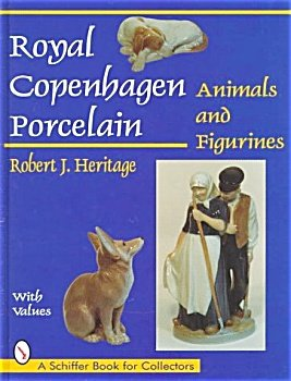 Royal Copenhagen Porcelain:  Animals and Figurines