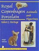 Royal Copenhagen Porcelain:  Animals and Figurines