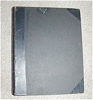 INDIAN TRIBES - 1st edition LEATHER FOLIO by  FRANCIS DRAKE circa  1884