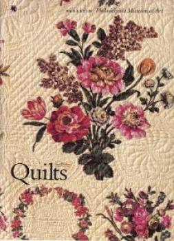 Nineteenth-Century Applique Quilt- Book