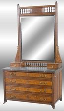 Aesthetic Movement Herter Brothers Dresser