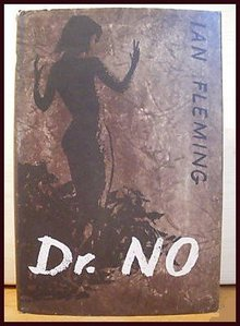 Dr, No by Ian Fleming First Edition