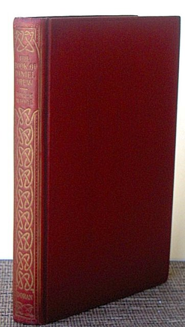 The Book of Daniel Drew - 1910 First Edition
