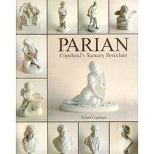 Parian Ware: Copeland's Statuary Porcelain [Hardcover]