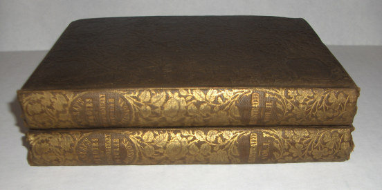 Memoirs of extraordinary Popular Delusions  by Mackay - 1852 - 2 volumes set
