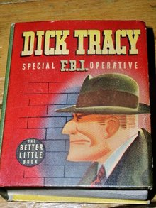 Dick Tracy  - Big Little Book