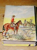 Zane Grey, Tex Thorne Comes Out of the West  - Big Little Book