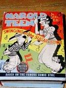 Harold Teen - Swinging at the Sugar Bowl  - Big Little Book